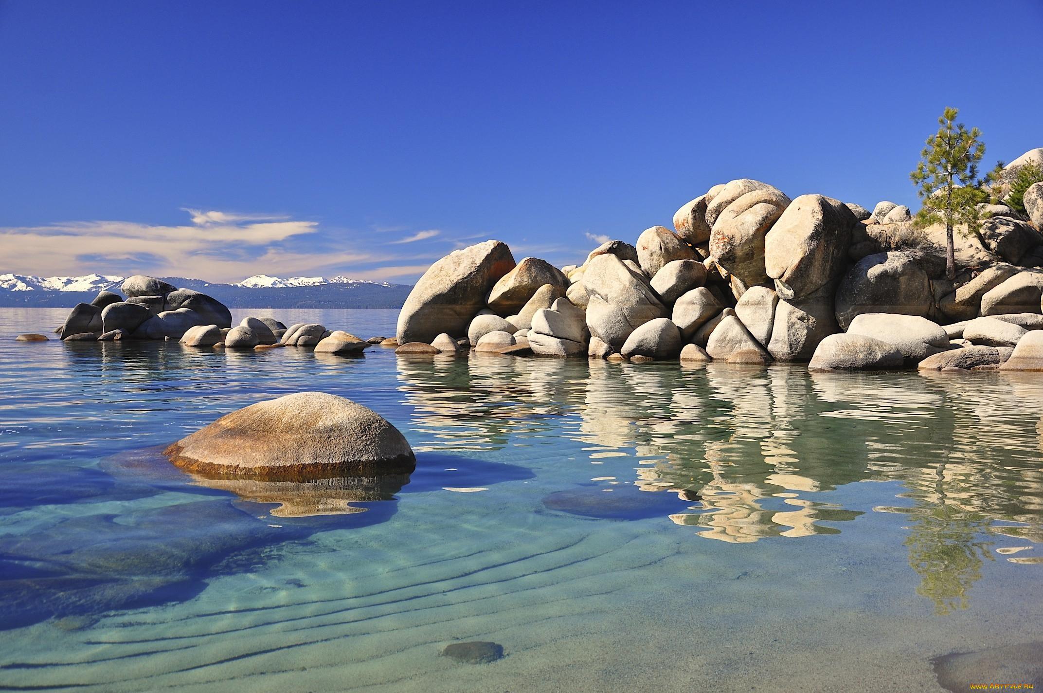фото белых камней у воды песни звучали всех